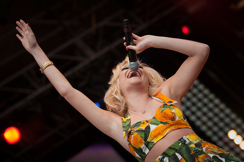 Pixie Lott at Chester Rocks | by Mark Carline