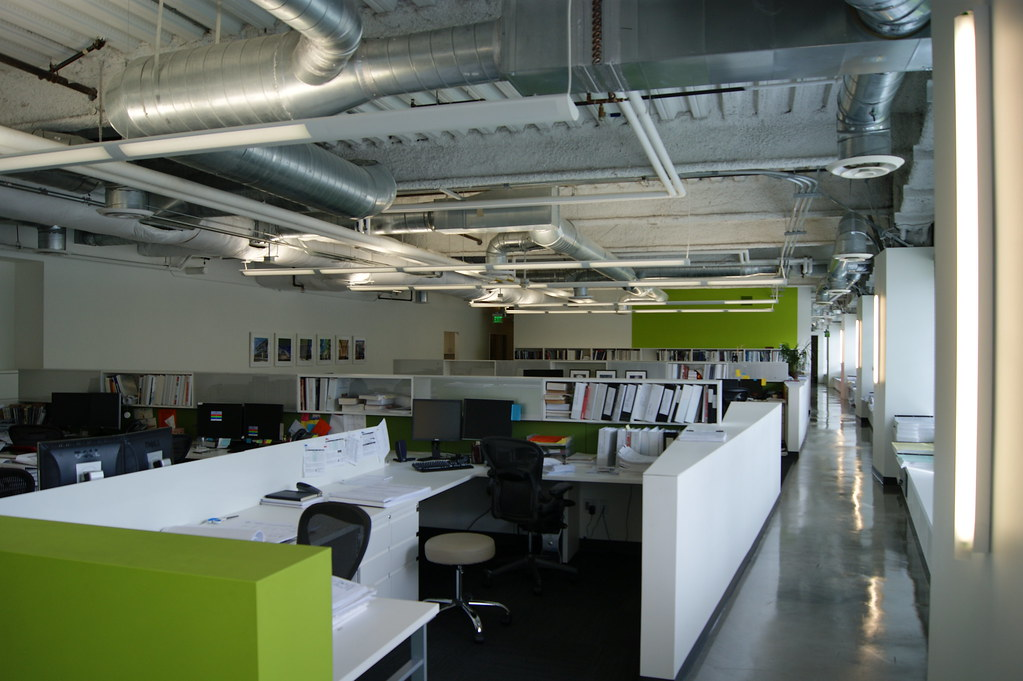 Good ... EquityOfficeSocal Creative Office Space   Open Ceiling, Los Angeles |  By EquityOfficeSocal