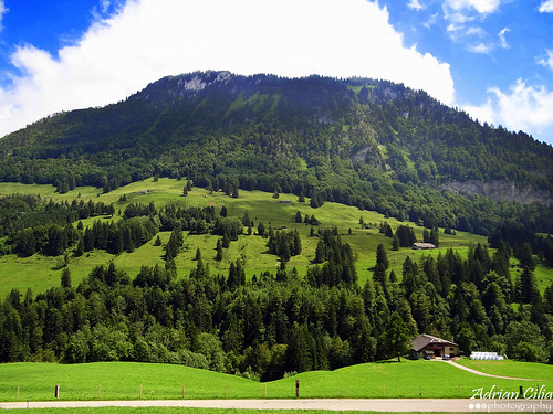 swiss landscape | by Drinu C