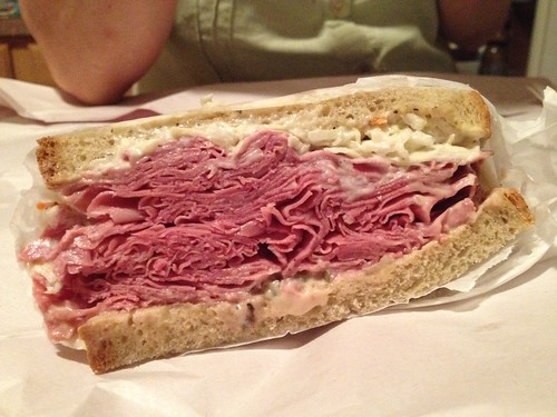 Corned Beef Special From Sugar Hill Subs By Mts83
