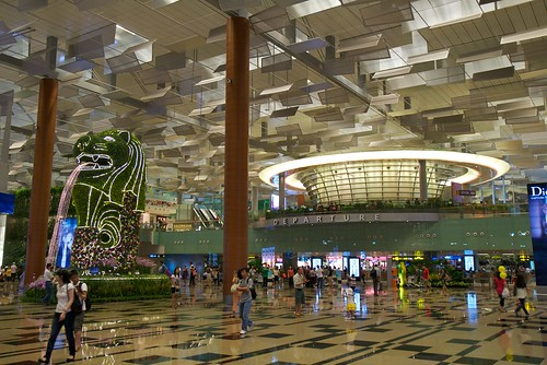 Changi Airport | by Kobetsai