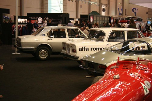 Alfa Romeo at Techno-Classica 2012 - Essen (Germany) | by Alfa Romeo - The official Flickr