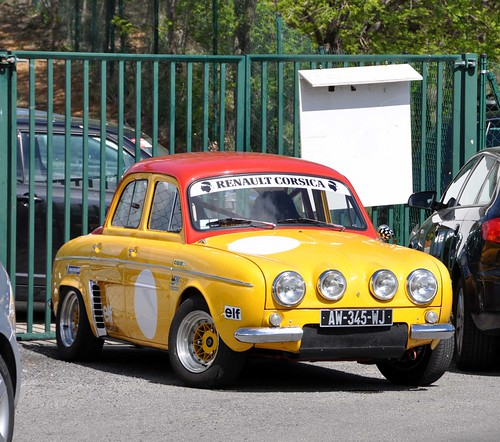 Renault 8 Gordini: Tour Auto Optic 2000