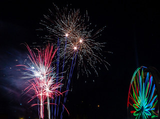 Marin County Fair Fireworks-1.jpg | by Peter L Giordano