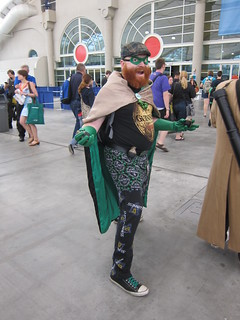 Costumes at Comic-Con 2012 | by Lbc42