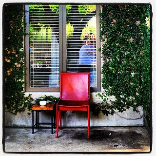 Red chair | by chotda