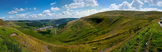 Cwmparc Panorama | by MarkWarnes