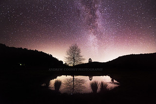 Galactic Reflections | by Andrew Cooney Photography