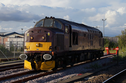 WCR Class 37676 in York PSD | by Bolckow