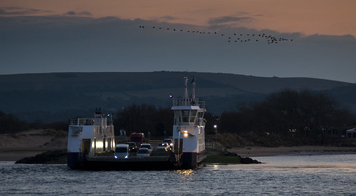 Sandbanks Ferry | by Joe Dunckley