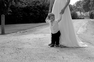 walking with mummy - The Wedding Of Christell & Jon - Hestercombe Gardens | by slightly everything