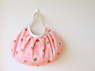 granny bag - spring floral | by zakkaart