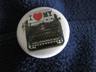 Typewriter pin | by mpclemens