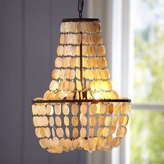 shell swag chandelier pb teen | by The Estate of Things