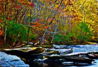 Sope Creek | by Mark Chandler Photography
