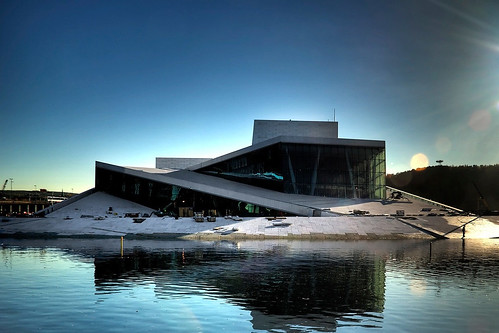 Oslo Opera House © Kris Taeleman 2012 | by Royal Opera House Covent Garden