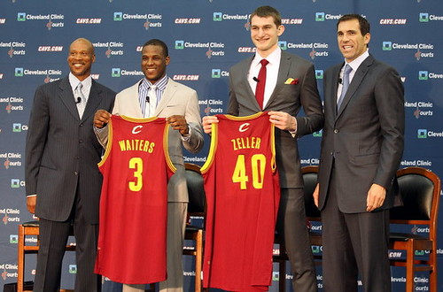 2012 Draft | by Cavs History