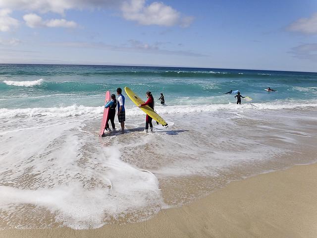 Curso Surf Julio