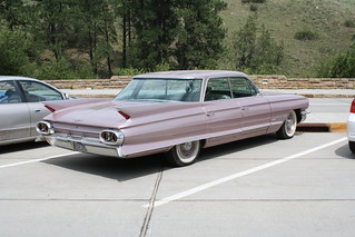 1961 Cadillac 4 window flattop | by whitewall buick