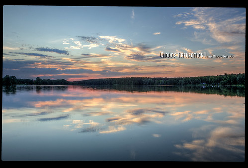 clouds reflection | by mcPhotoArts™