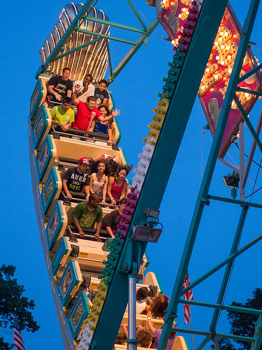 Kennett Carnival: A Hair Raising Ride | by Entropic Remnants