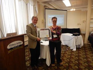 2016 AAO Alexander Fraser Award - Theresa Regnier