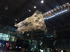 Strandbeests at the Exploratorium