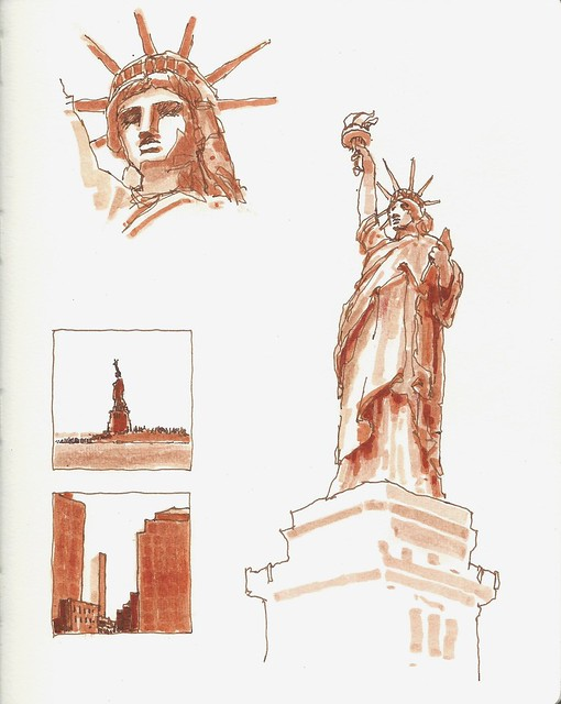 2016_05_19 NYC Statue of Liberty