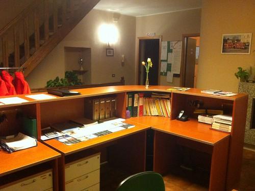 Nuova decorazione interni sede iii la nuova for Blog decorazione interni