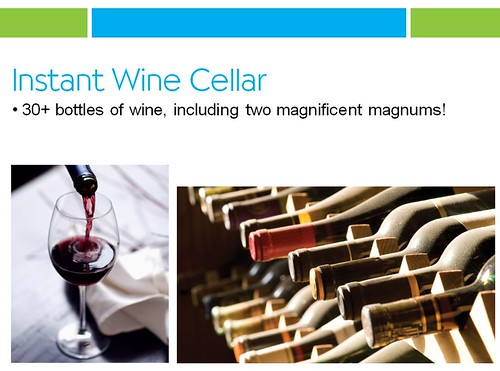 Instant Wine Cellar : Live auction item instant wine cellar this is the