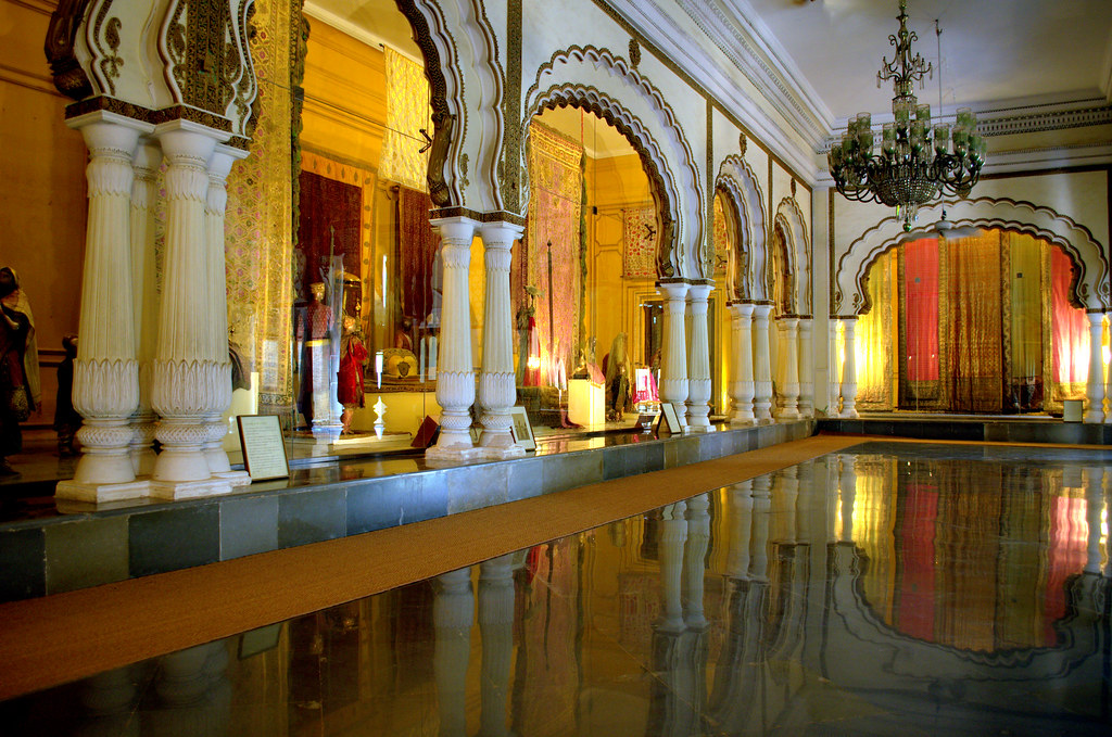 Chowmahalla Palace, Interiors | By Krish..:)