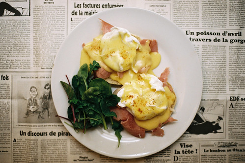 homemade eggs benedict | by jrobertblack