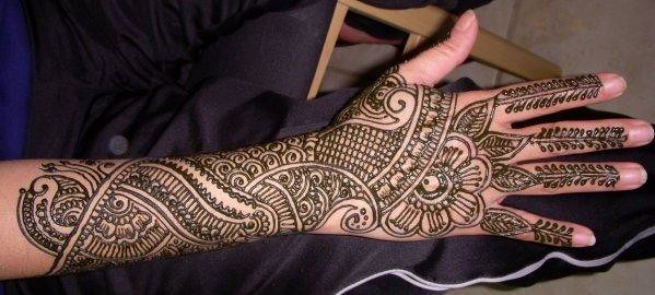 Henna Design Asiya Qureshi Flickr