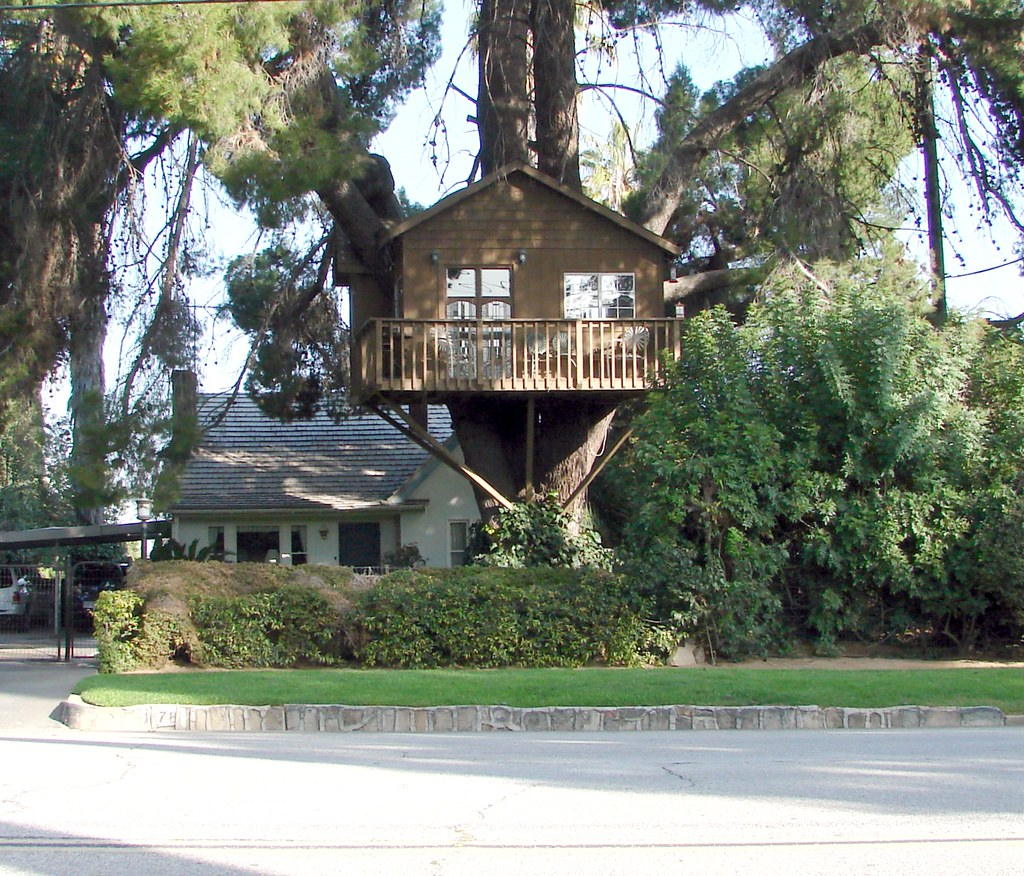... Tree House House On Cypress, Redlands 3 2012 | By Inkknife_2000 (8  Million