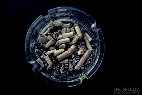 Ashtray | by Gautier Houba