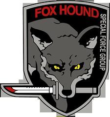 Custom Urban Foxhound Logo