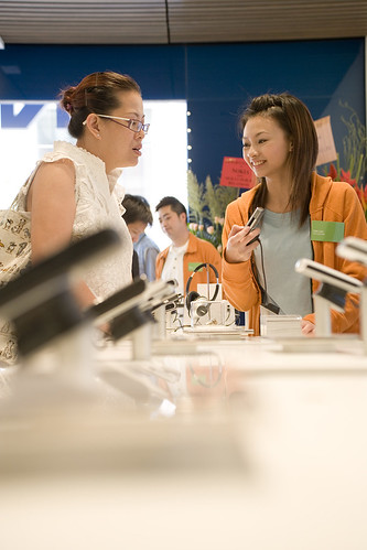 Nokia Flagship Store - Customer Experience Concepts | by PerformanceSolutions