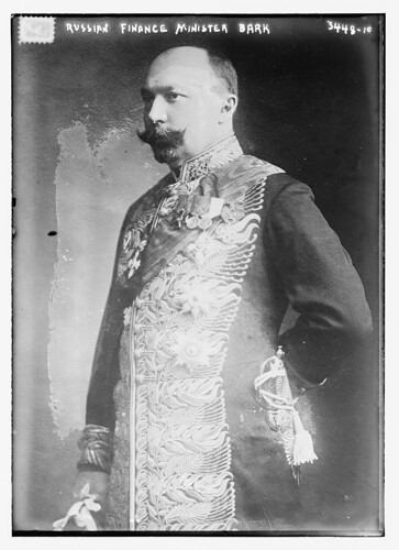 Russian Finance Minister Bark  (LOC) | by The Library of Congress