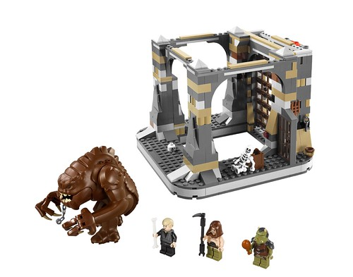 2013 Rancor Pit | by EB Star Wars Forum