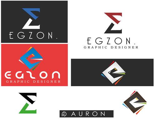 egzon logo creative auronzharku flickr