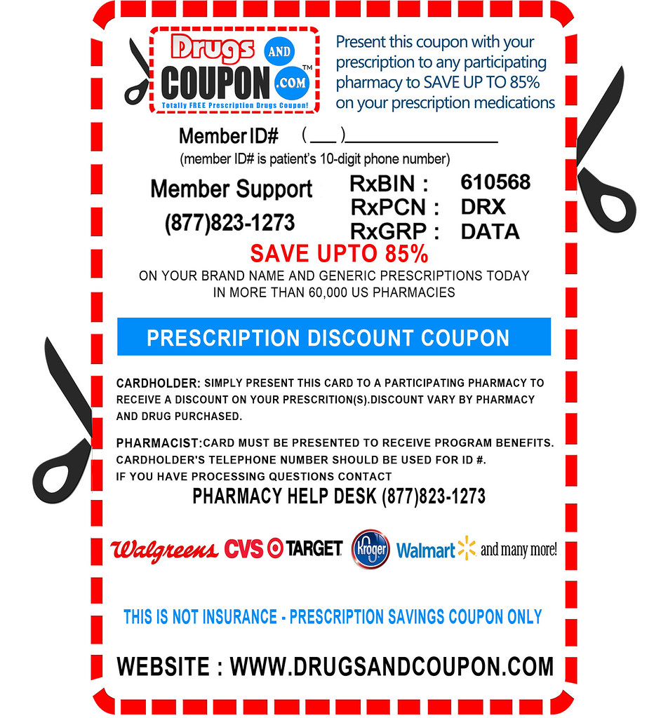 drugs and coupon pharmacy discount card by drugs coupons - Walgreens Prescription Discount Card