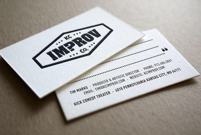 Kc improv business cards nathaniel cooper flickr kc improv business cards by nathaniel cooper colourmoves