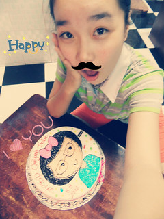 Homemade birthday party :) - With birthday cake!Will upload pictuer of cake later | by QuỳnhTrân ♥ T3T
