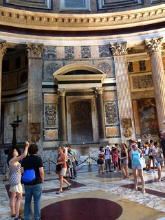 Interior of The Pantheon | by pet_aud