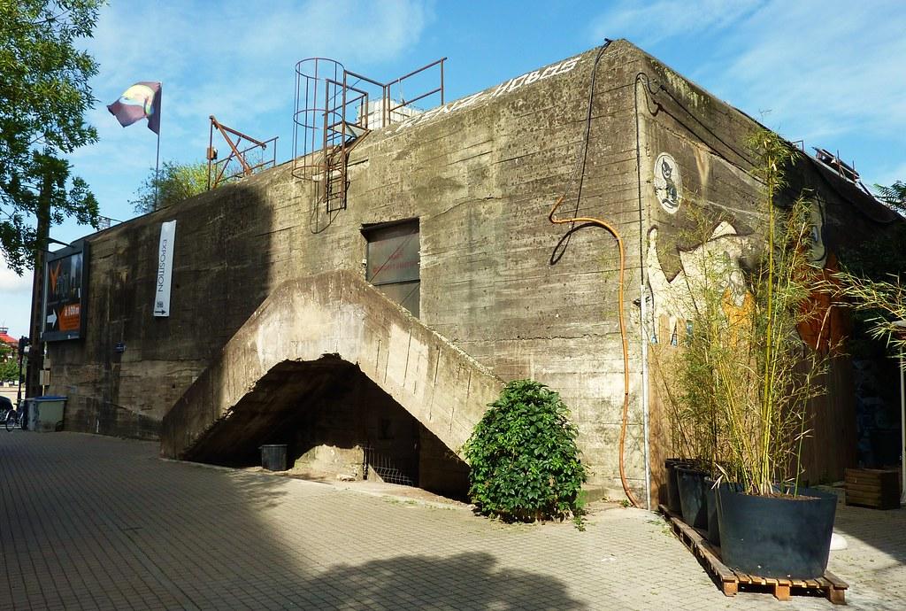 Nantes le grand blockhaus boulevard bureau thierry llansades flickr