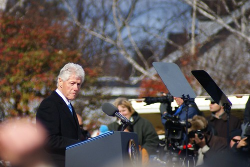 President Clinton | by marcn