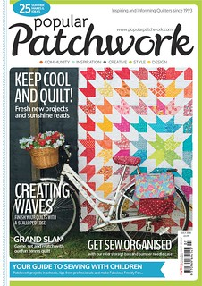 Popular Patchwork cover.July | by Just Jude Designs