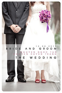 BRIDE AND GROOM | by WHITE WEDDING House