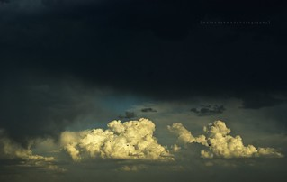 You must not blame me if I do talk to the clouds. ~ Henry David Thoreau | by WaleedAhmed