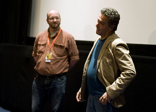 Blood of My Blood director Joao Canijo with James Rice at the Filmhouse | by Edinburgh International Film Festival